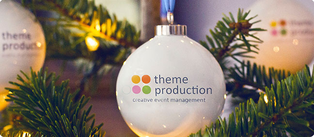 Christmas event management from Theme Production